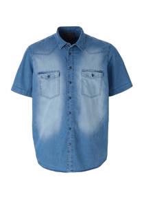 C&A XL Angelo Litrico denim overhemd blauw (heren)