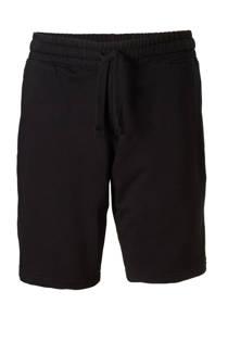 C&A XL Canda regular fit sweatshort zwart