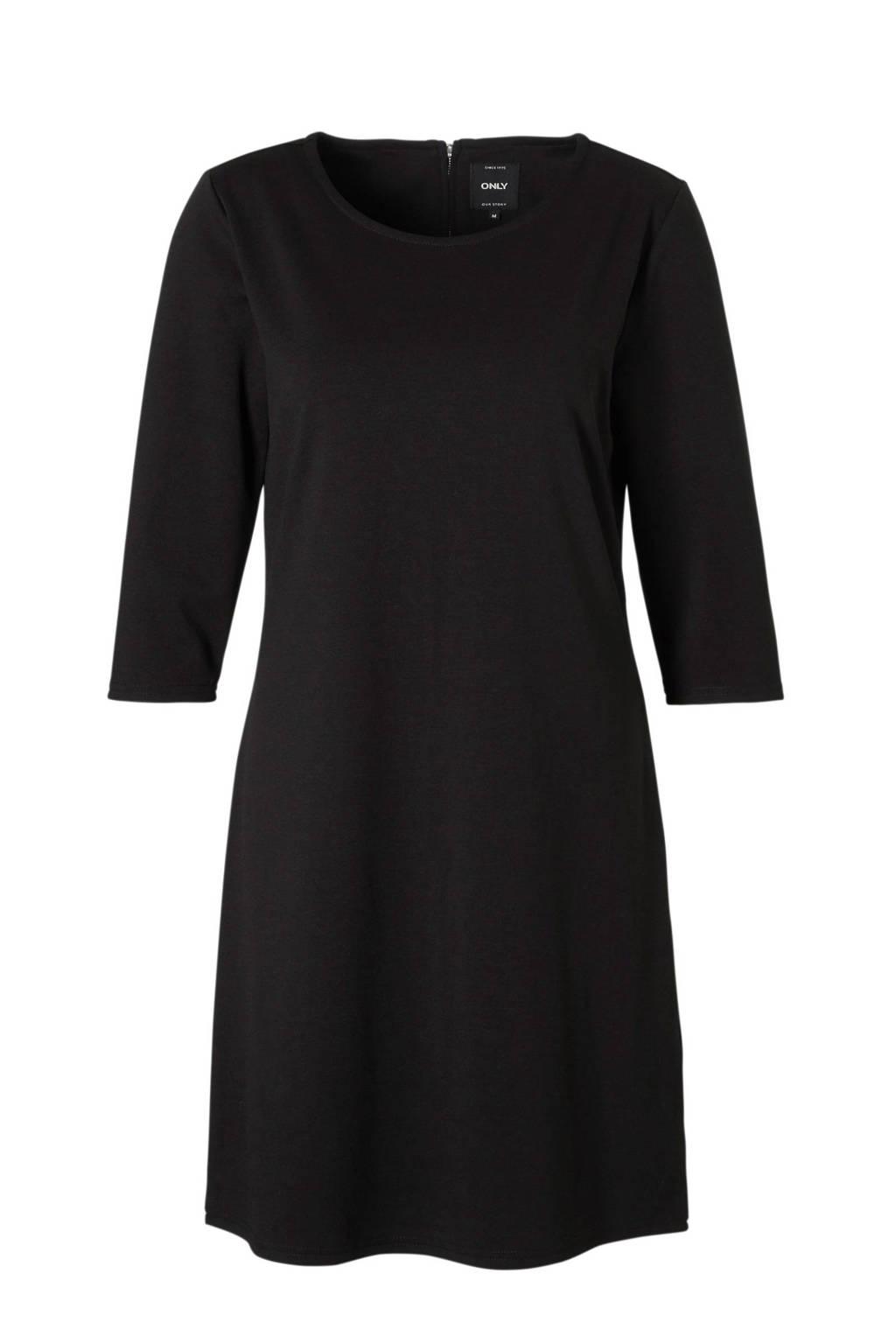 ONLY jurk, Zwart
