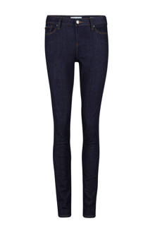 mid rise straight fit jeans