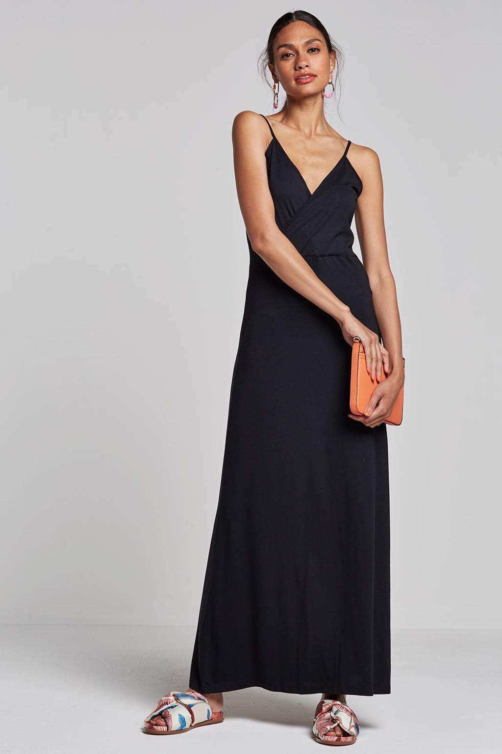 827abcbae424af ESPRIT edc Women mouwloze maxi jurk