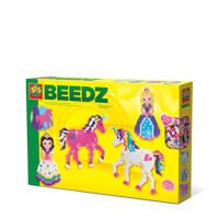SES Beedz strijkkralen eenhoorns en prinsesjes