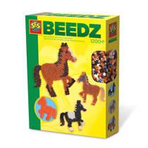 SES strijkkralenset paard