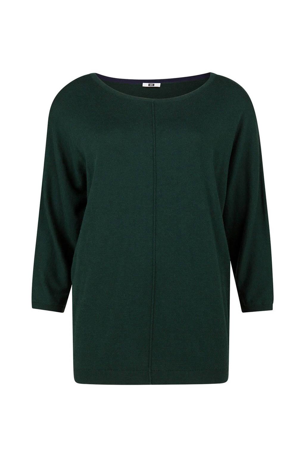 WE Fashion trui groen, Groen