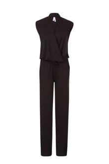 Regulier mouwloze jumpsuit met v-hals