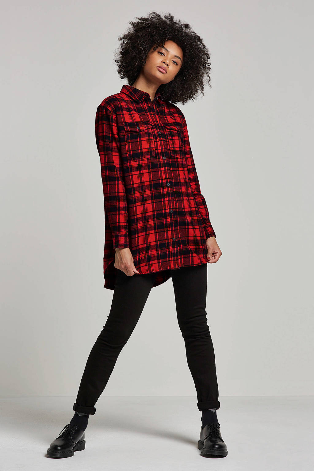 Calvin Klein Jeans CKJ 010 high waist skinny fit jeans, Zwart
