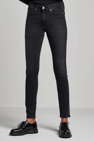 skinny jeans donker grijs