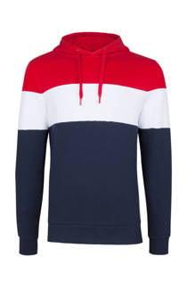 WE Fashion  hoodie marine
