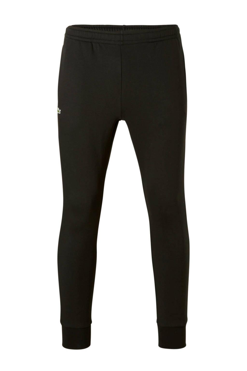 Lacoste joggingbroek zwart, Zwart