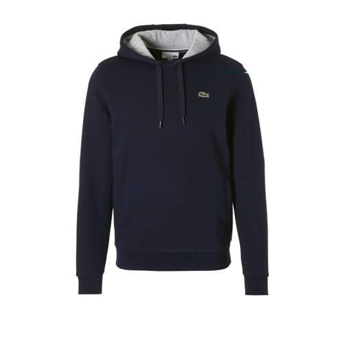 Lacoste sportsweater marine kopen