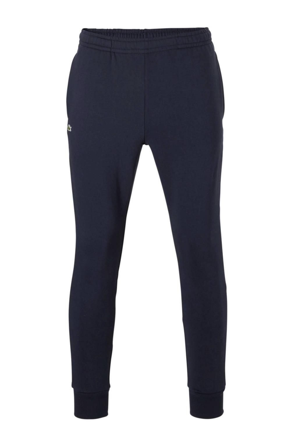Lacoste joggingbroek donkerblauw, Donkerblauw