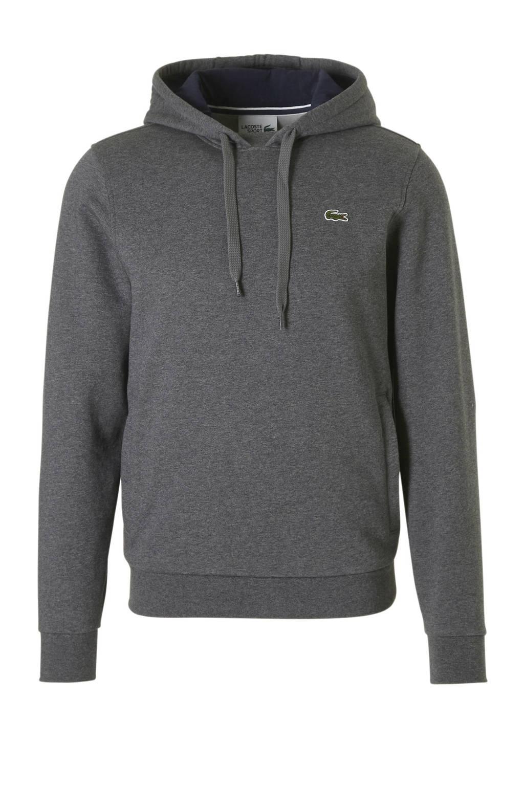 Lacoste   sportsweater grijs, Grijs