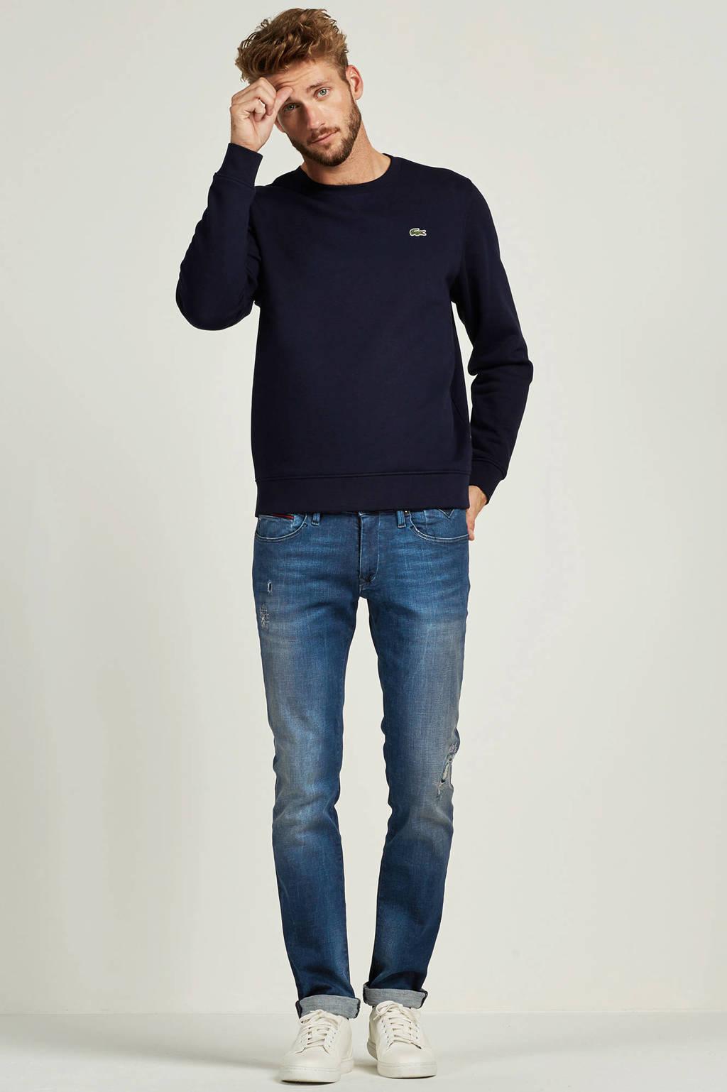 Lacoste   sweater, Marine