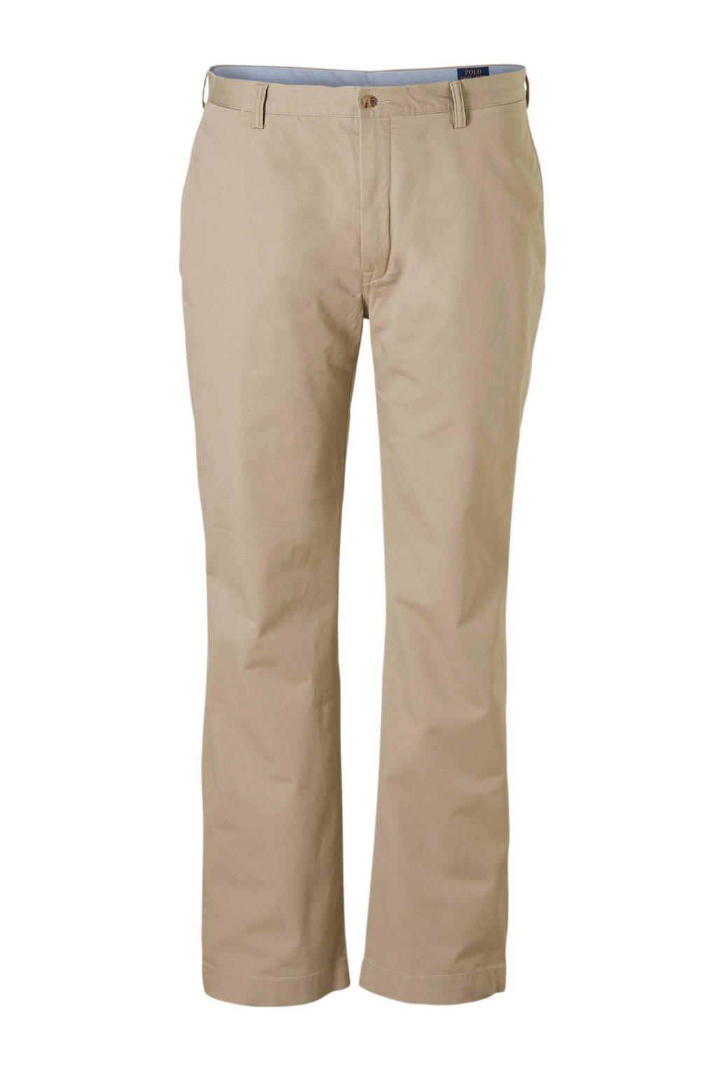 POLO Ralph Lauren Big & Tall +size classic fit pantalon, Beige