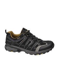 vanHaren Landrover   wandelschoenen zwart, Zwart/grijs