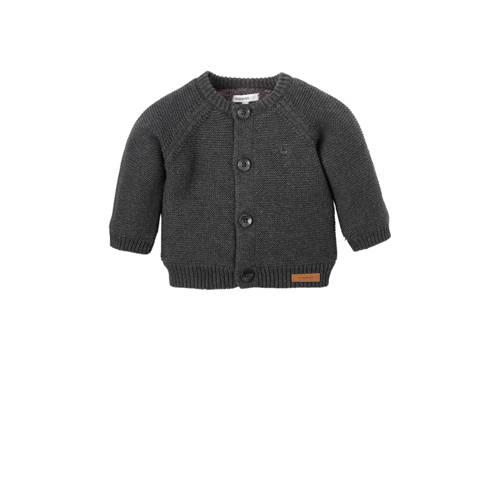 Noppies baby newborn gebreid vest