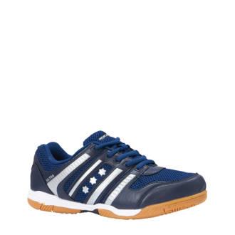 Ultra indoor sportschoenen donkerblauw/zilver
