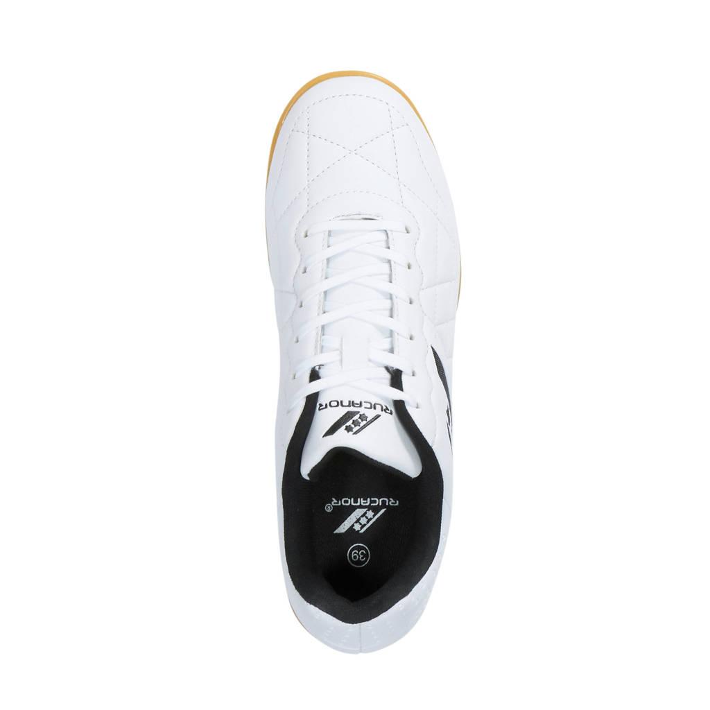 c8c5f4ba243 Rucanor Pass indoor sportschoenen wit | wehkamp
