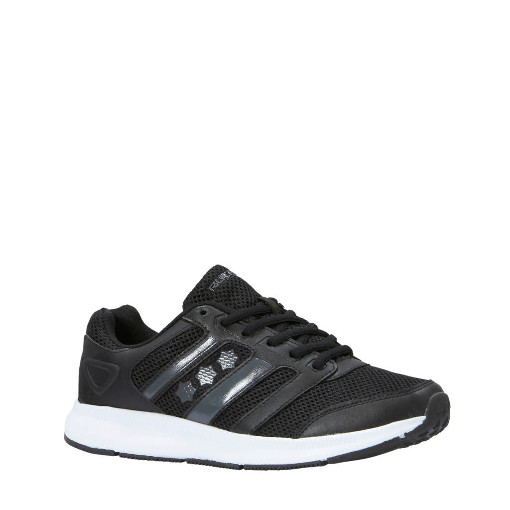 Rucanor Flex indoor sportschoenen zwart, Zwart/grijs