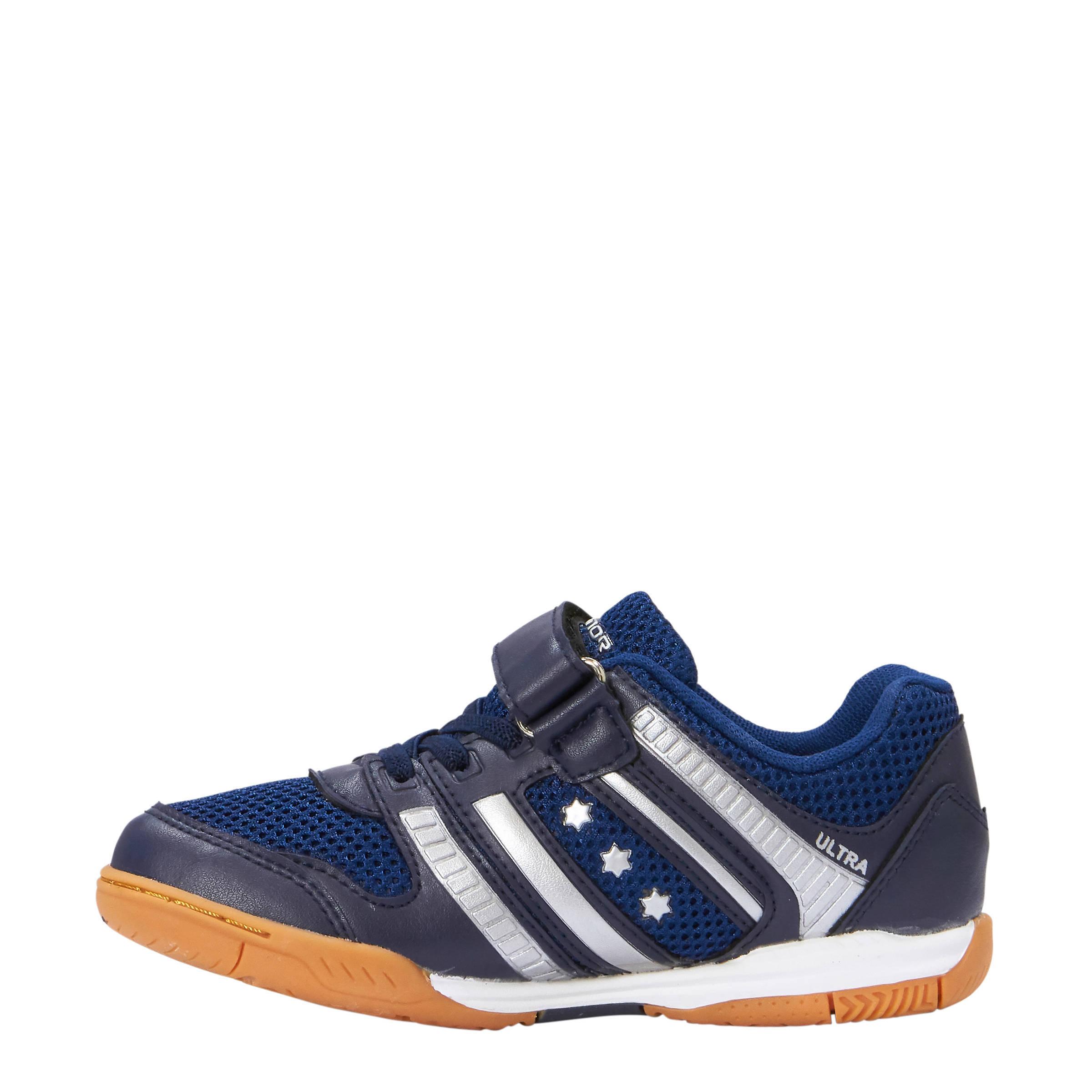 2b643c2cace Rucanor kids Ultra sportschoenen donkerblauw/zilver | wehkamp