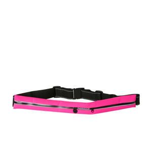 mini heuptas roze/zwart