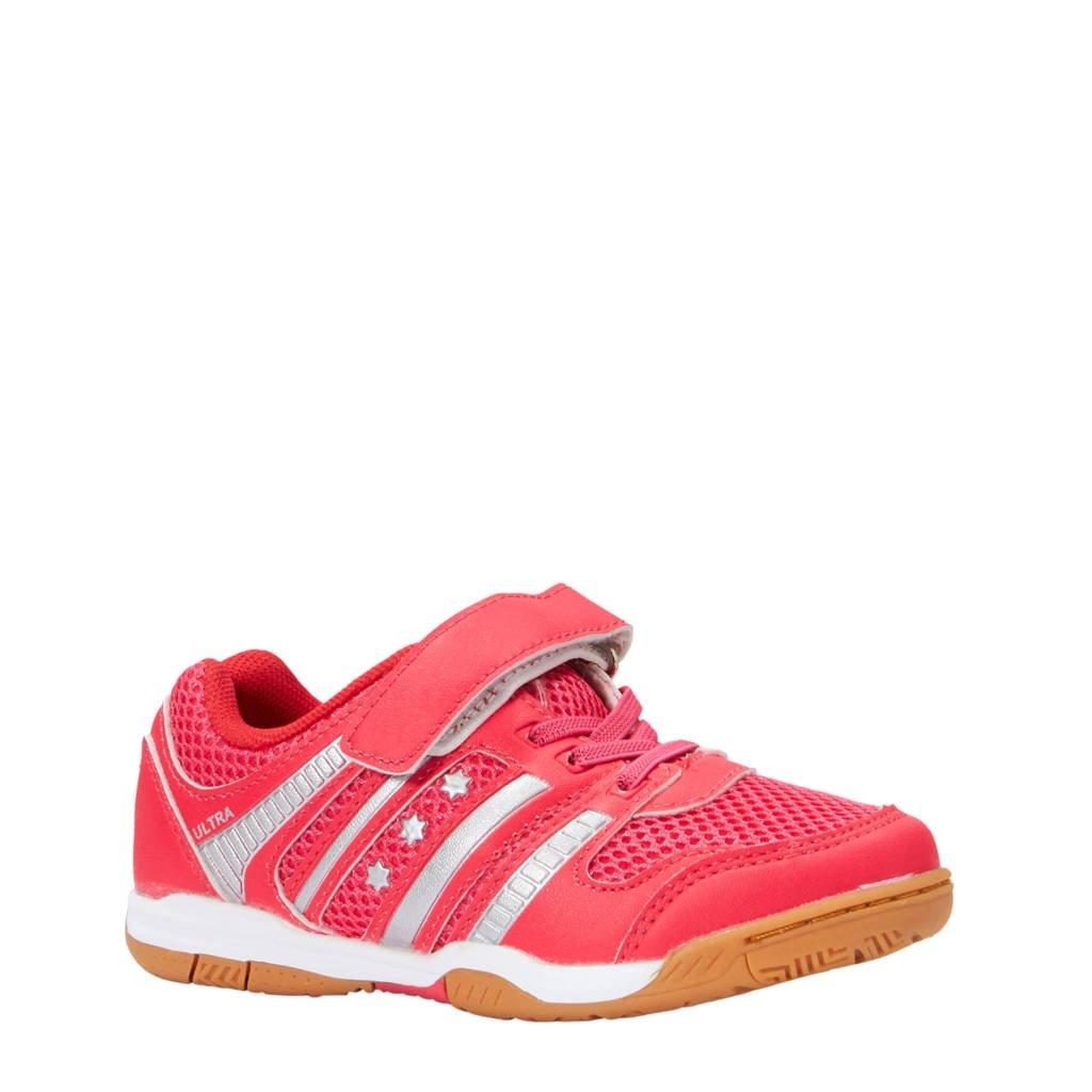 Rucanor   Ultra sportschoenen roze/zilver, Roze/Zilver