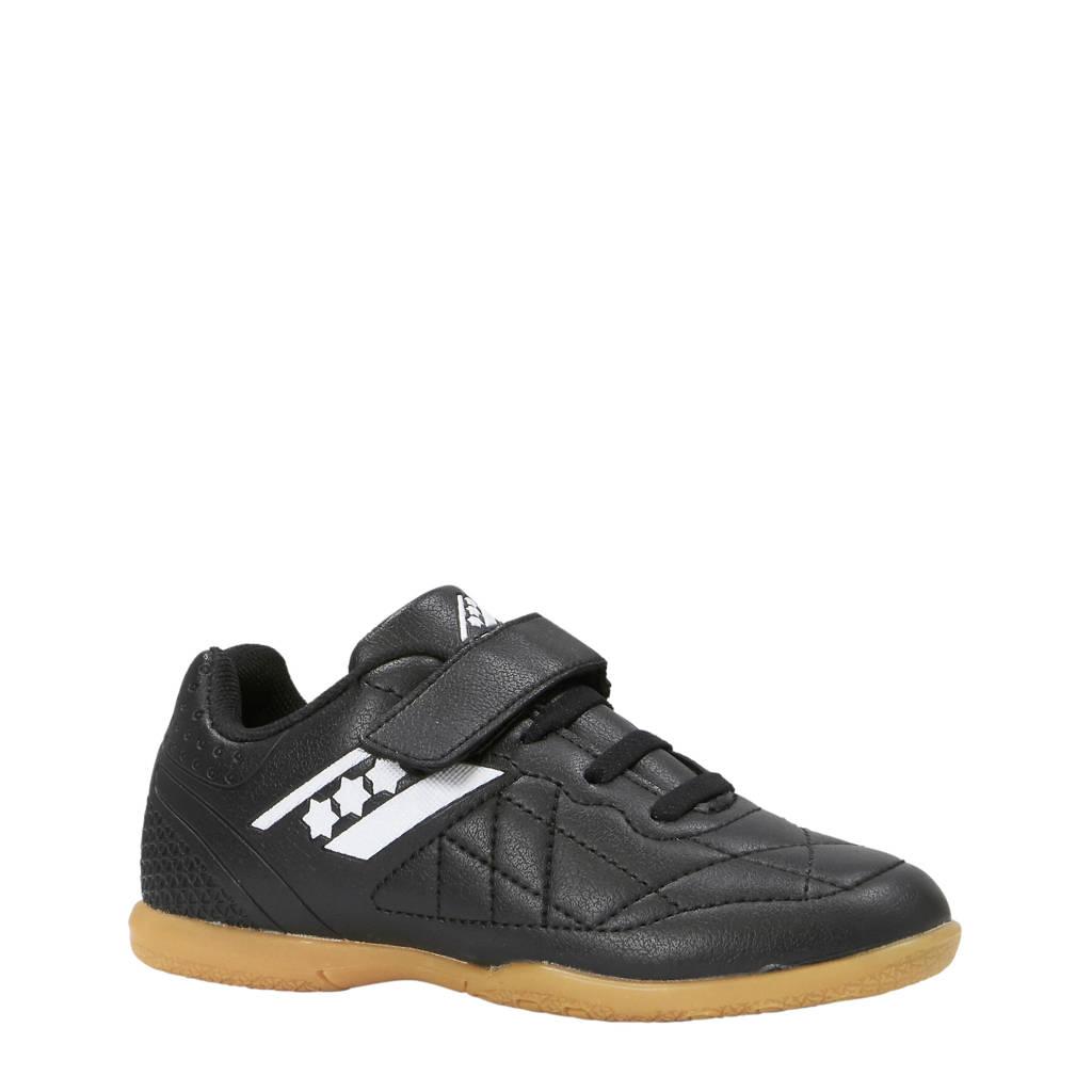 Rucanor kids Pass sportschoenen zwart, Zwart