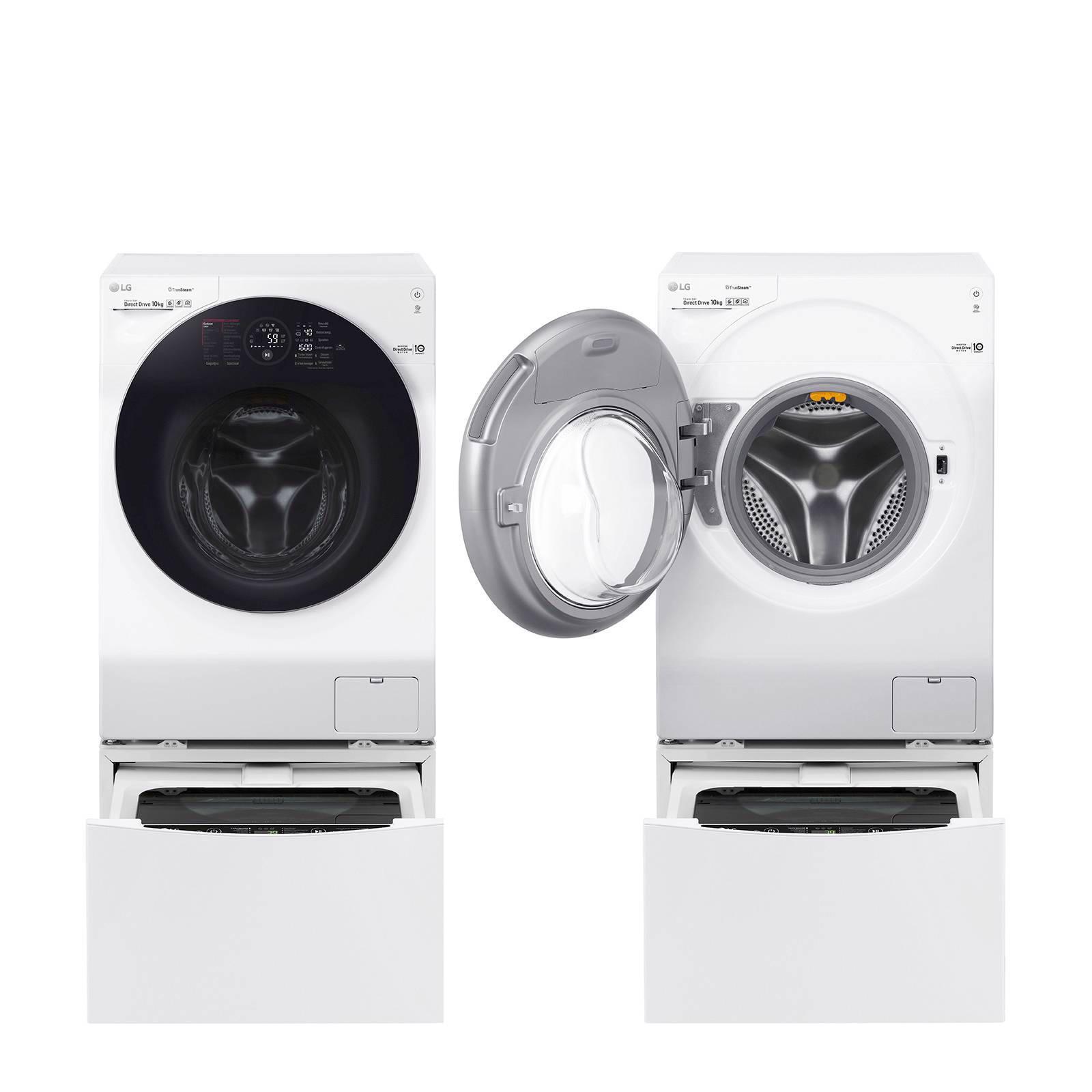 LG FH4G1JCS2 +FH8G1MINI TWINWash en Mini wasmachine   wehkamp 0f094c8ac92a
