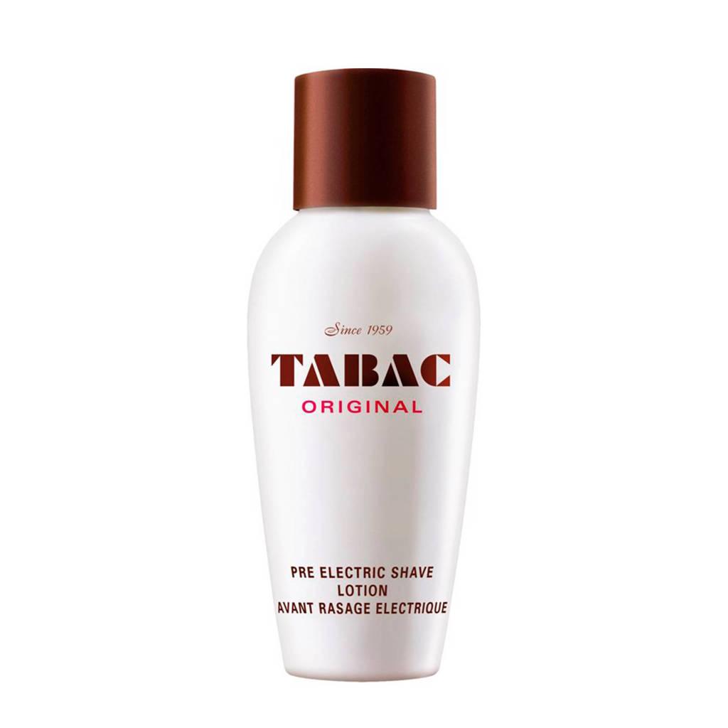 Tabac Original Pre Electric Shave scheerlotion
