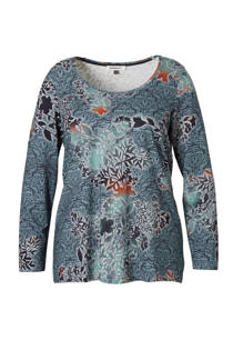 Donna Day tuniek met all over print (dames)