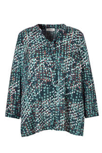 Donna Day blouse met all over print (dames)