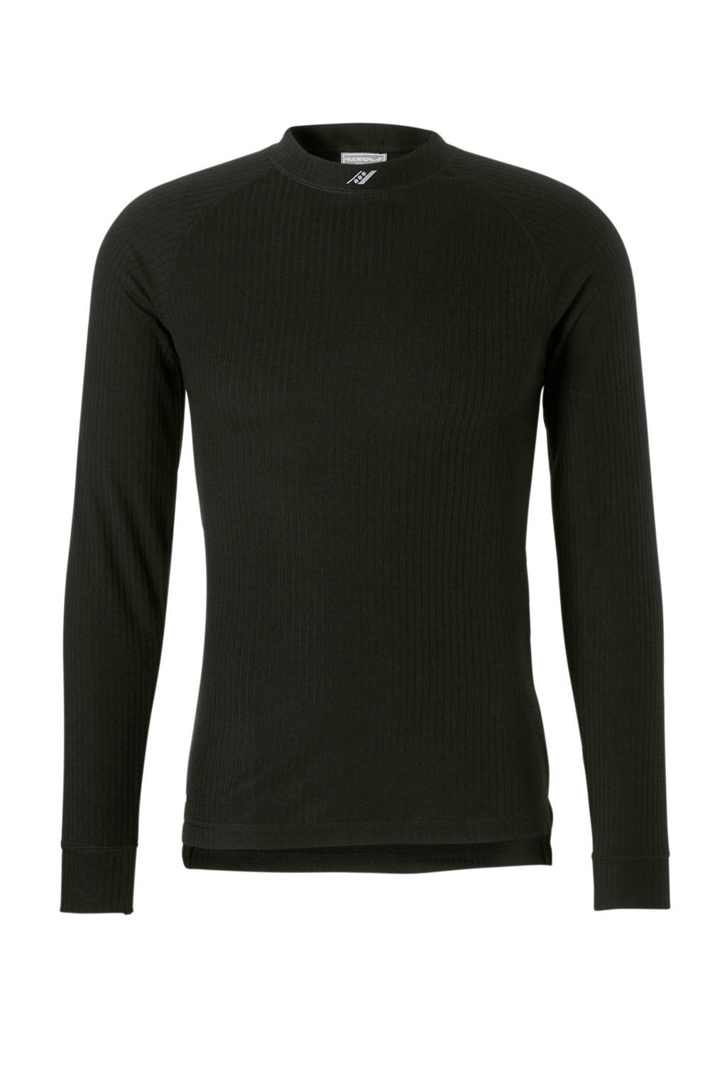 Rucanor thermo shirt  zwart, Zwart