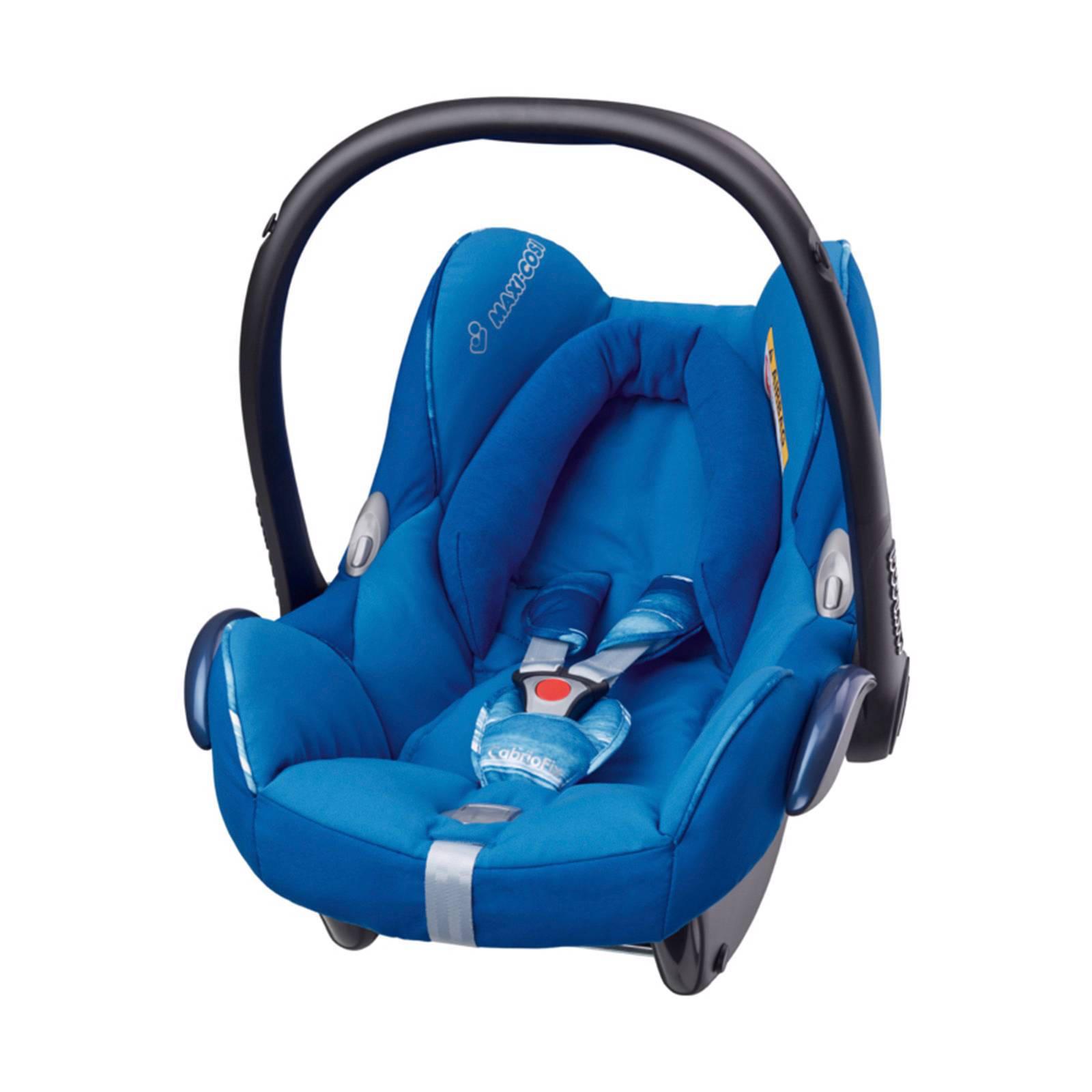 Maxi-Cosi CabrioFix autostoel groep 0+ watercolor blue