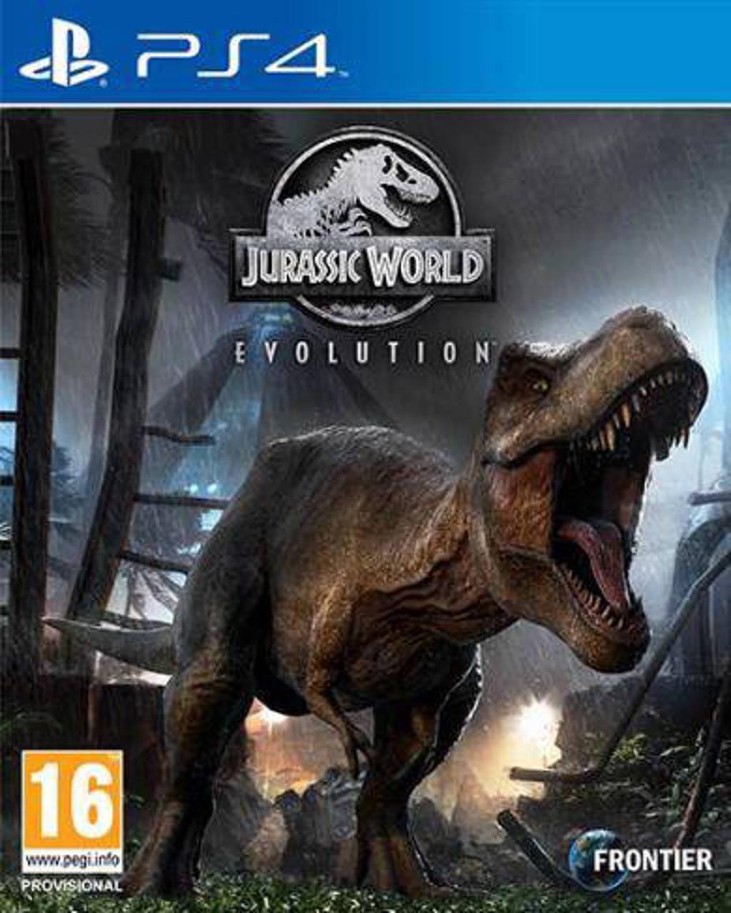 Jurassic world - Evolution (PlayStation 4)