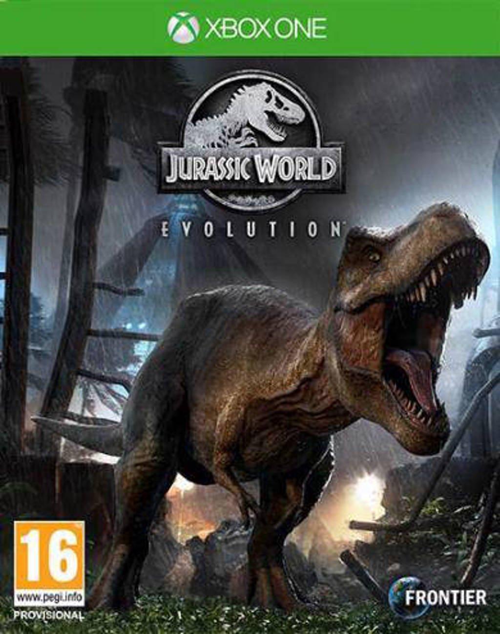Jurassic world - Evolution (Xbox One)