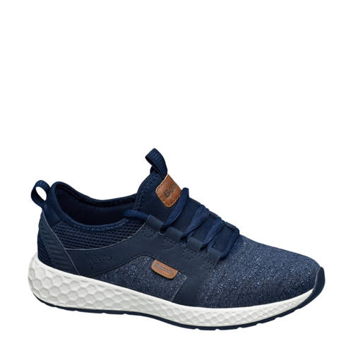 Bench sneakers marine