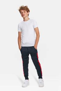 WE Fashion T-shirt white uni, White Uni