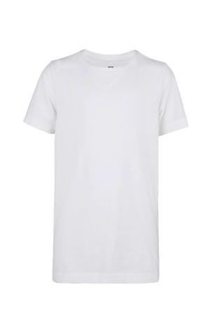 T-shirt white uni