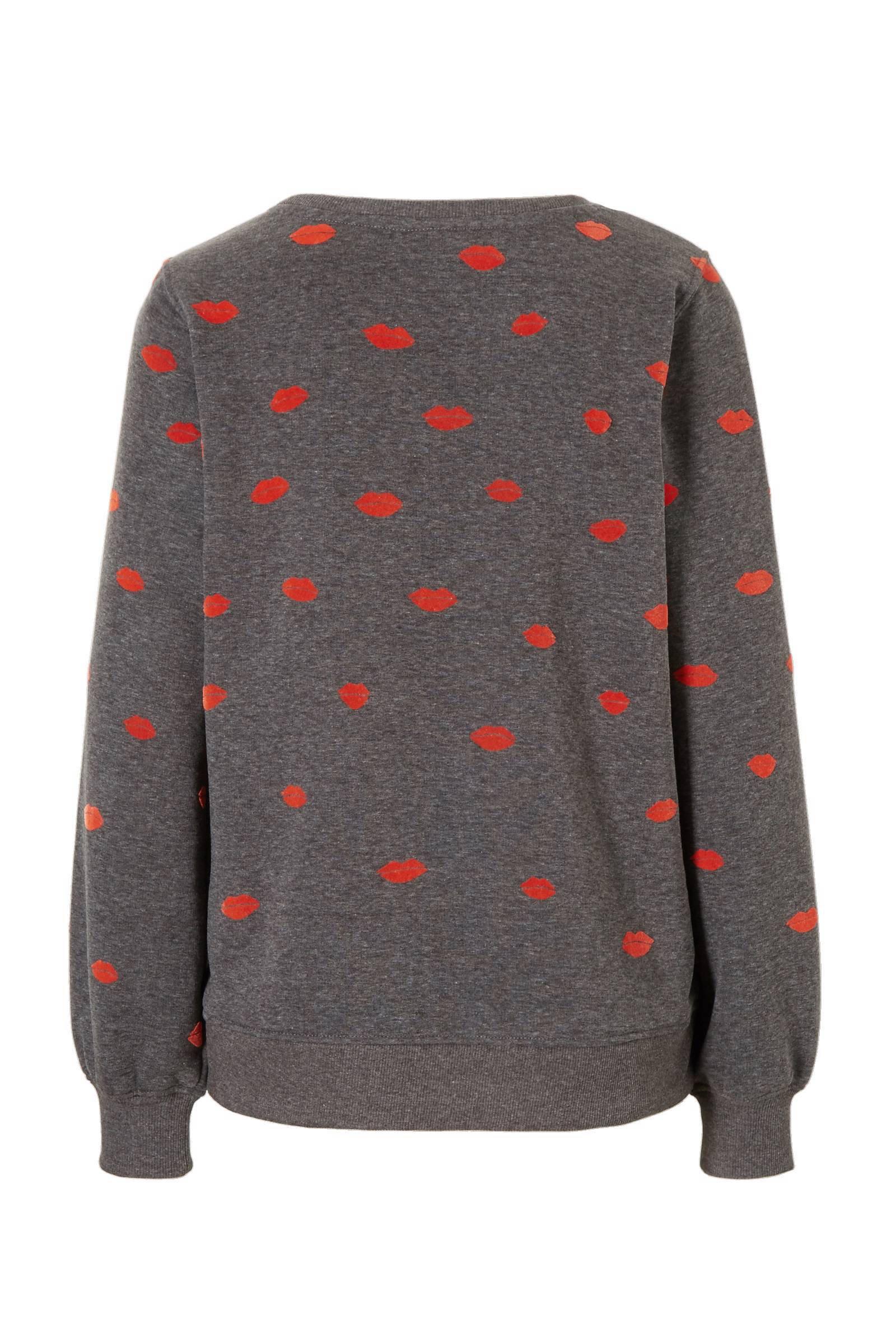 met met flockprint ONLY met sweater ONLY ONLY sweater sweater flockprint 61waO1x