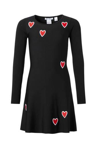 jurk Rena zwart