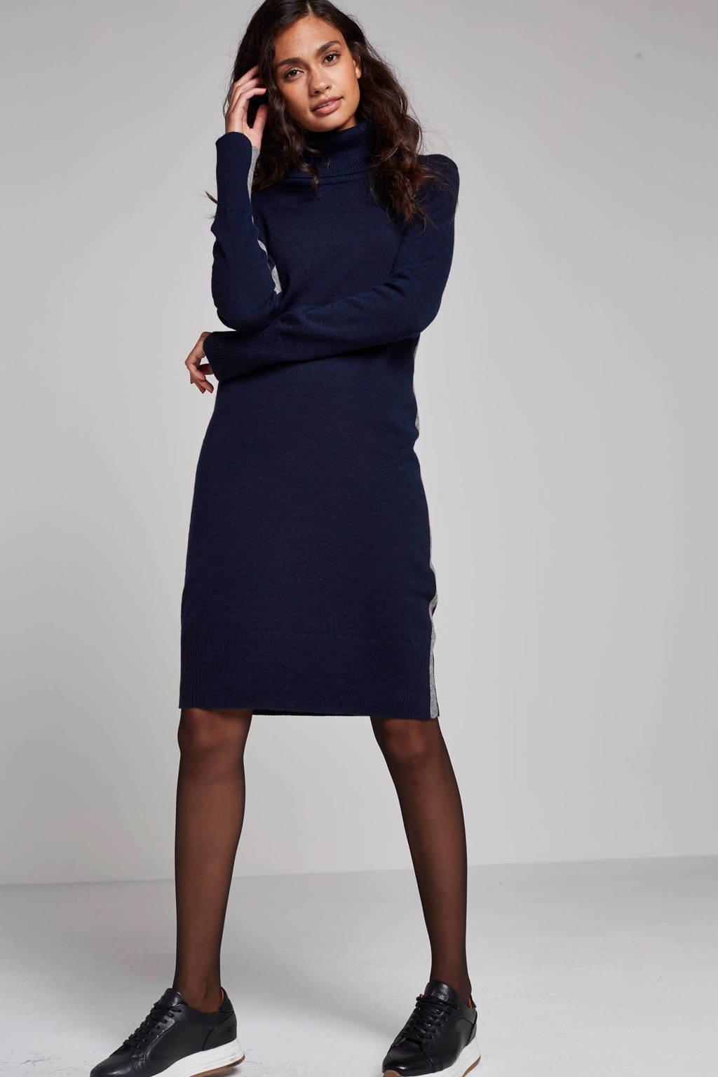 Geisha jurk, Blauw