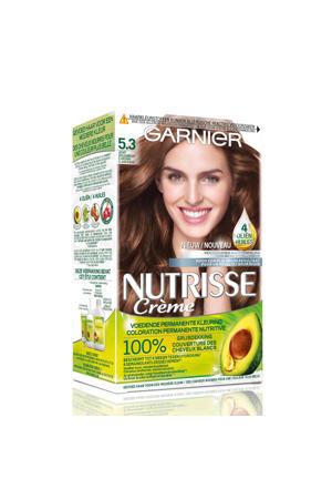 Crème haarkleuring - 5.3 Licht Goudbruin
