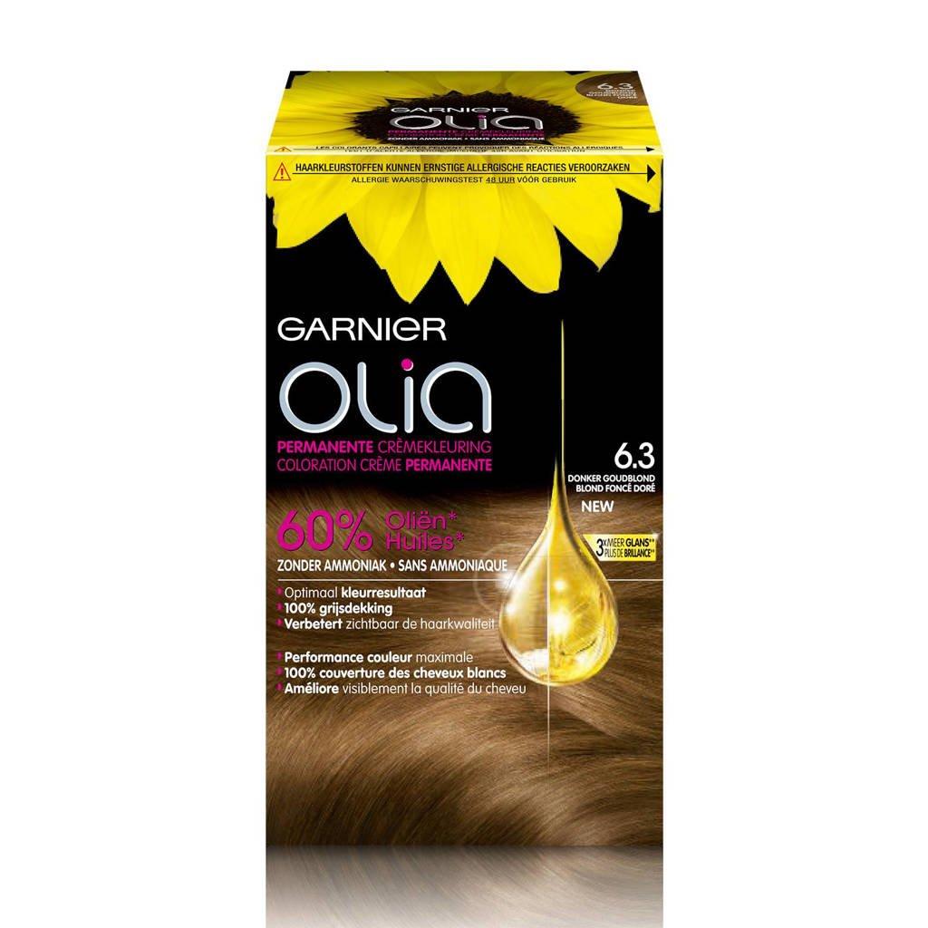 Garnier Olia haarkleuring - 6.3 Donker Goudblond