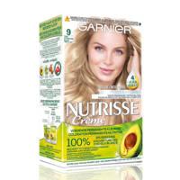 Garnier Nutrisse Crème haarkleuring - 9 Zeer Lichtblond, 9 zeer lichtblond
