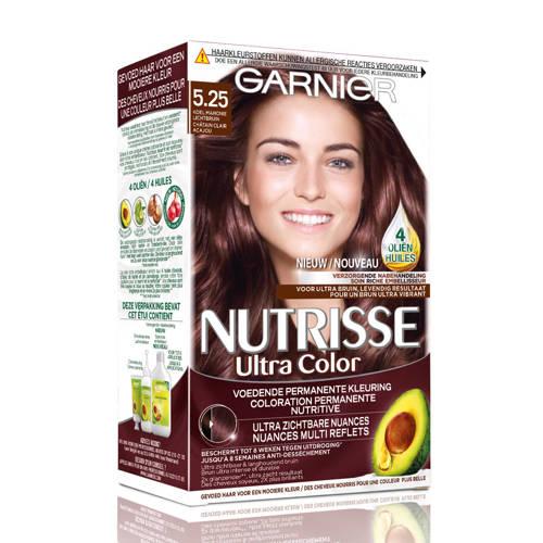Garnier Nutrisse Ultra Color Permanente Kleuring 525 Licht Ijs Kastanje Bruin Stuk