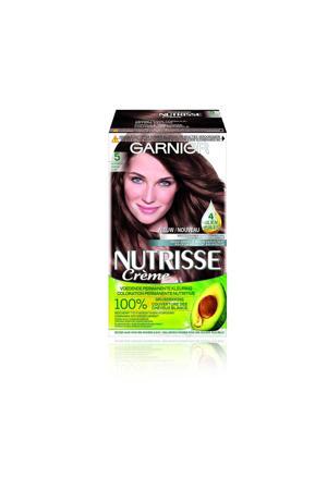 Crème haarkleuring - 5 Lichtbruin