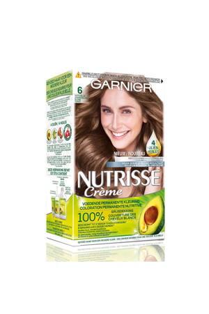 Crème haarkleuring - 6 Natuurlijk Donkerblond