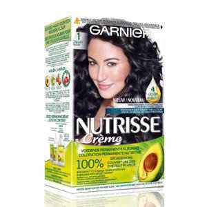 Crème haarkleuring - 10 Zwart