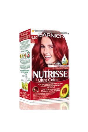 Crème haarkleuring - 6.60 Vurig Rood