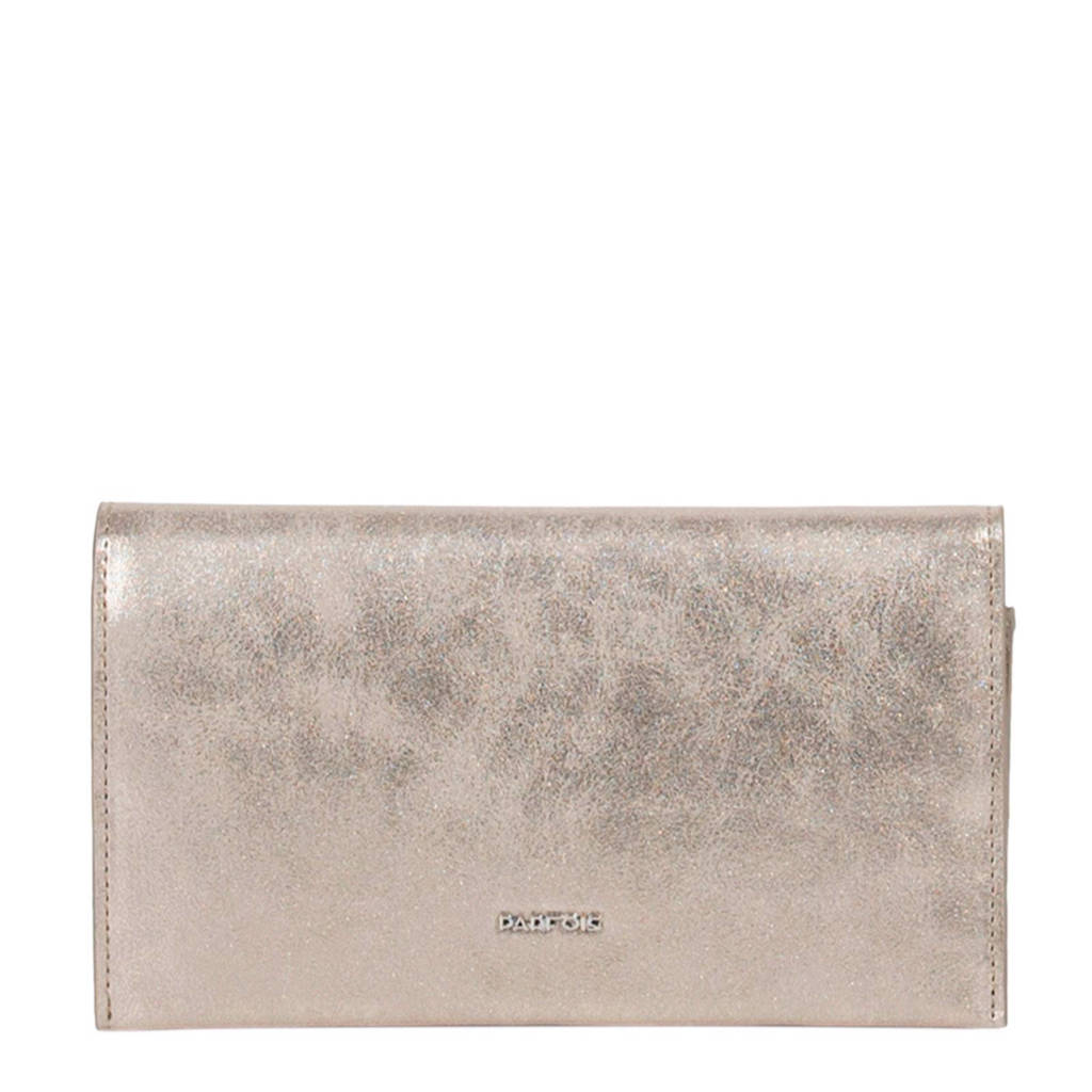 Parfois metallic portemonnee Benur, Zilver